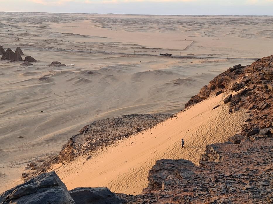 Tobogan de nisip