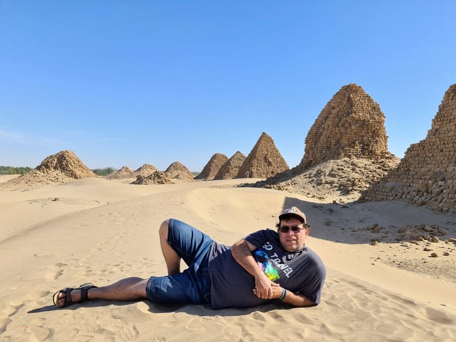 Piramide Nuri Sudan