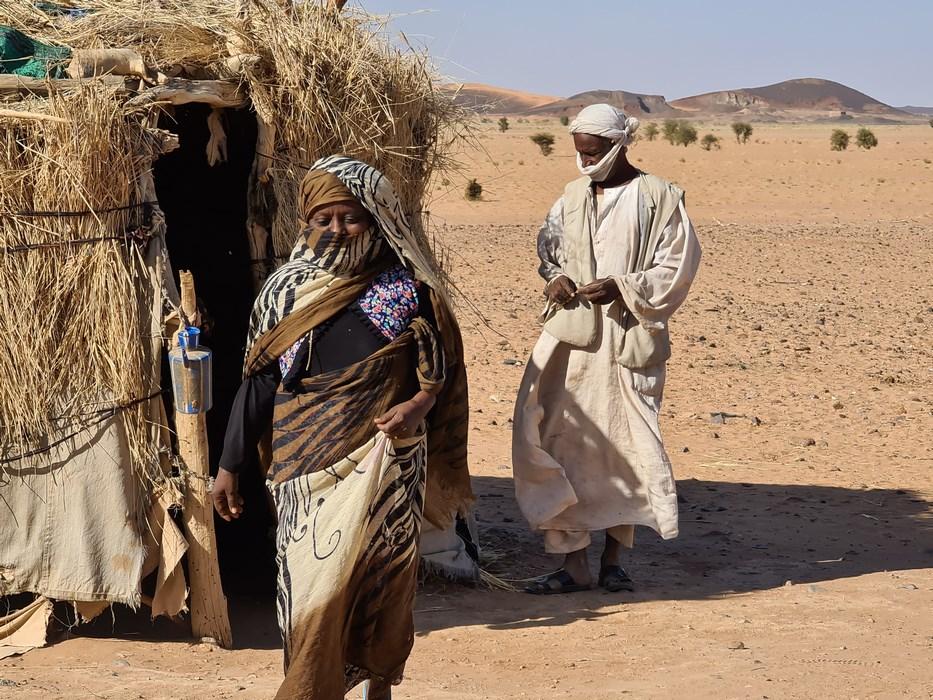 Nomazi in Sudan