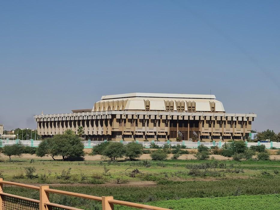 Parlament Sudan