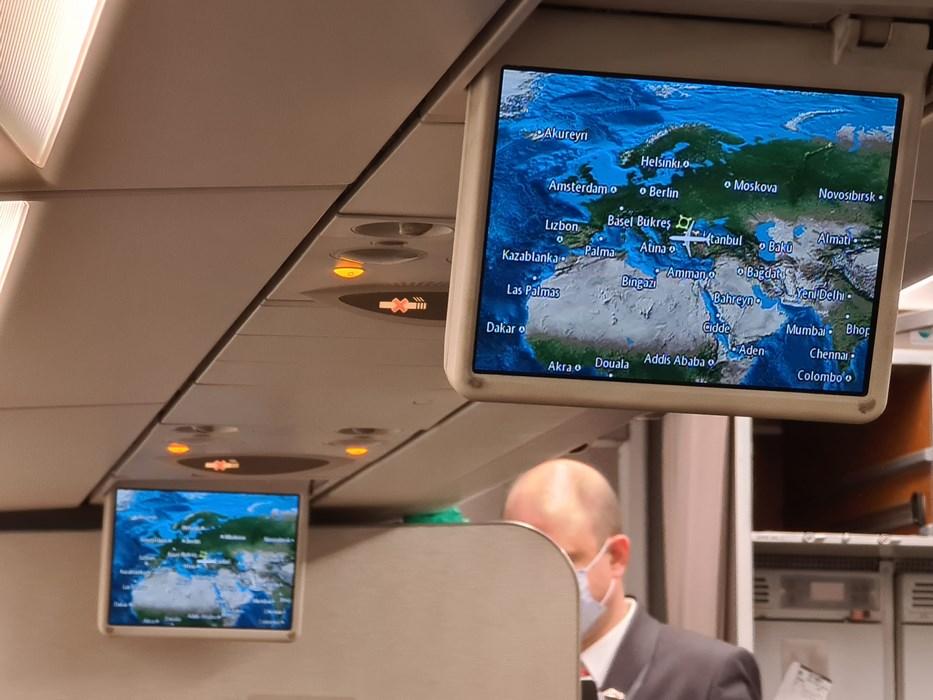 Harta zborului