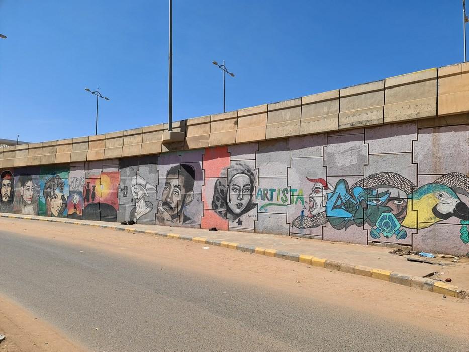 Grafitti Khartoum