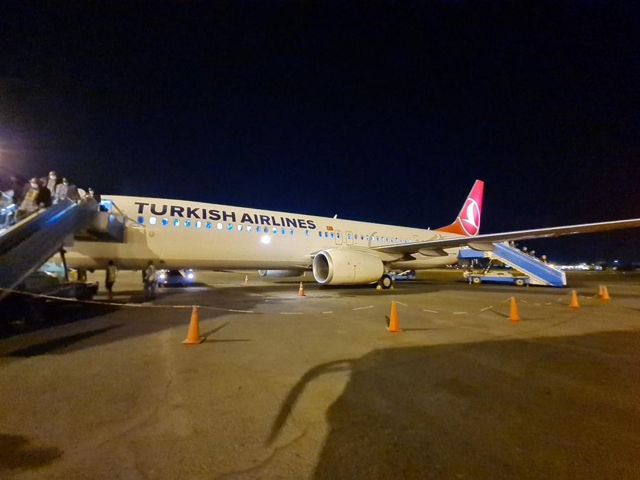 Turkish Airlines Khartoum