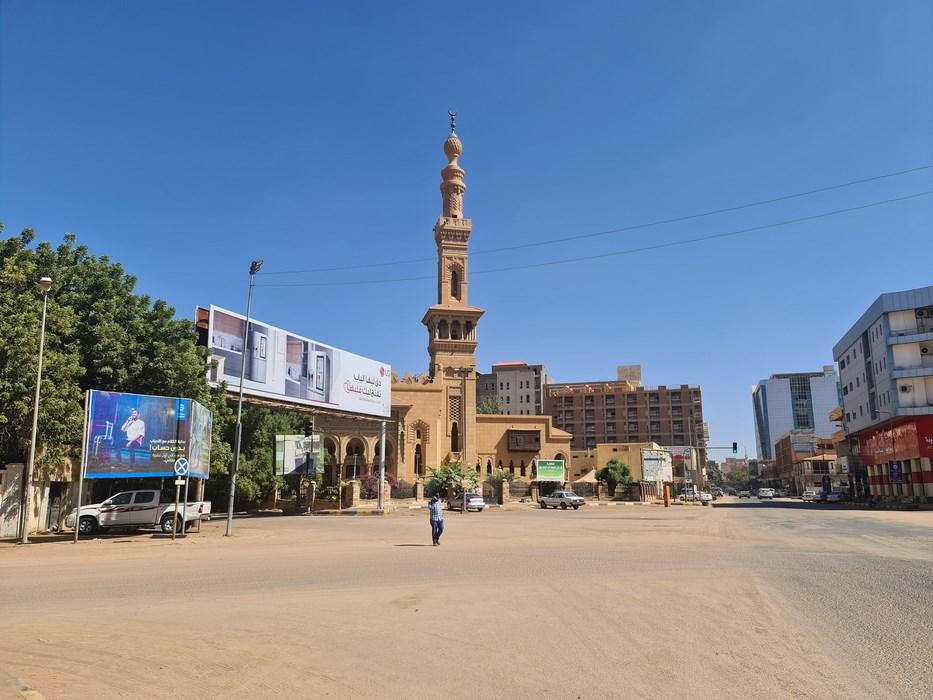Moschee Khartoum