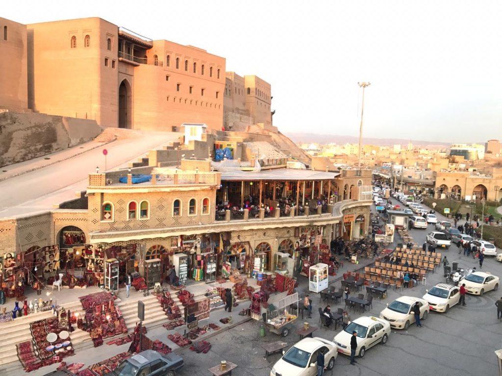 Kurdistan Erbil