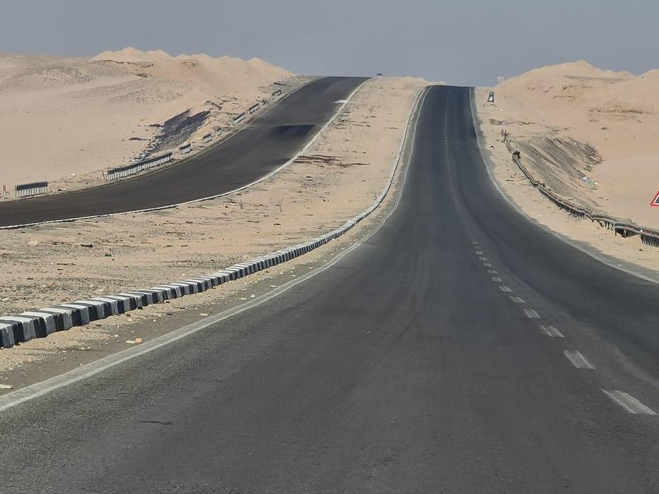 Autostrada Hurghada El Gouna