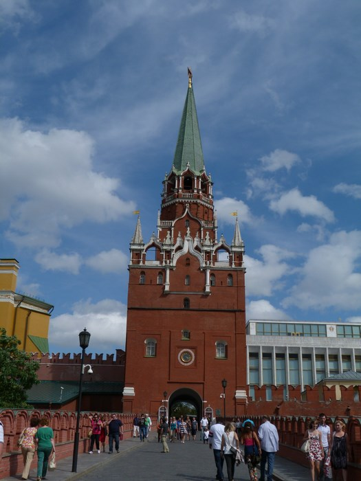 Intrare Kremlin