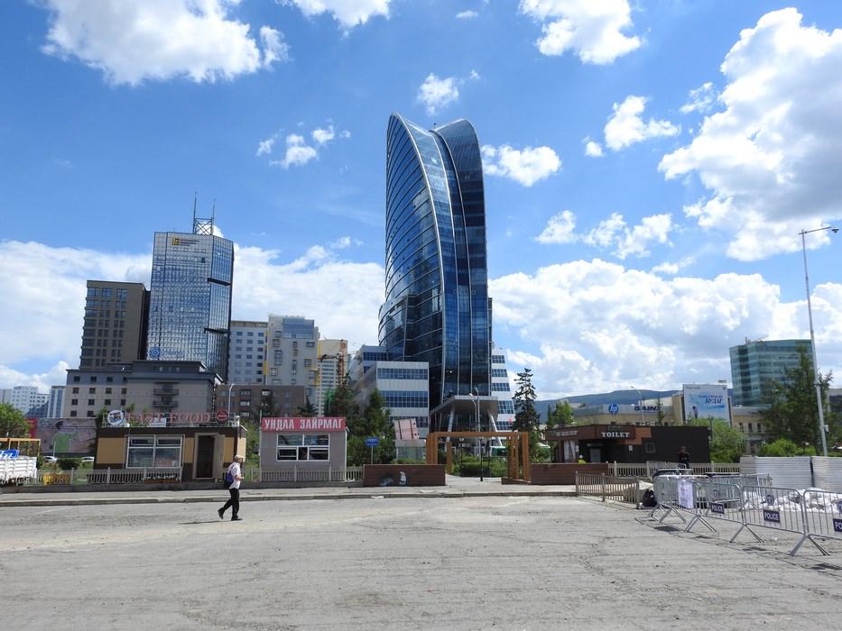 Capitala Mongoliei