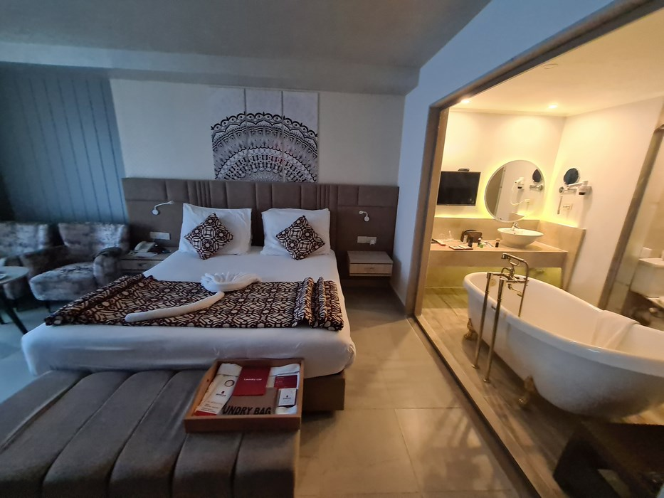 Luxury room Amarina Abu Soma