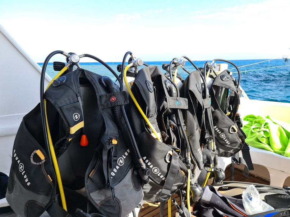 Echipament diving