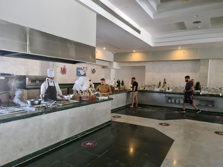 Restaurant bufet Amarina Hotel
