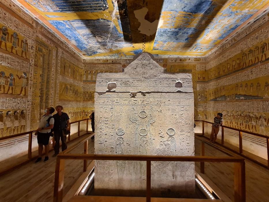 Sarcofag Ramses IV