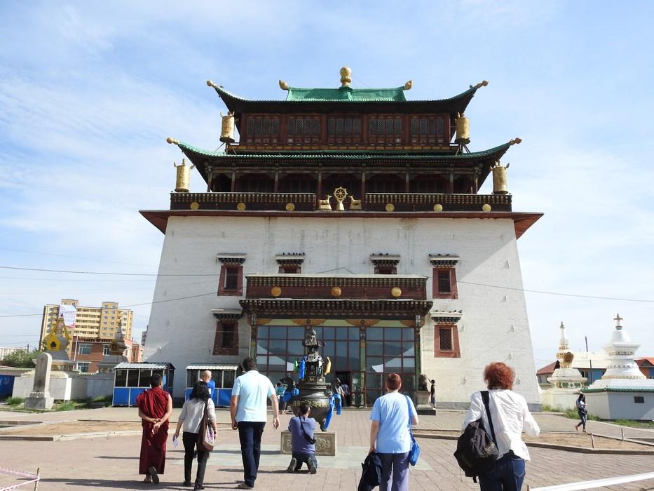 Templu budist Mongolia