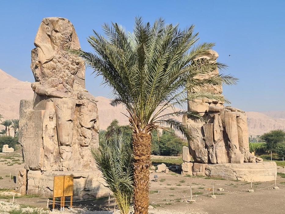 Colosi Memnon Luxor