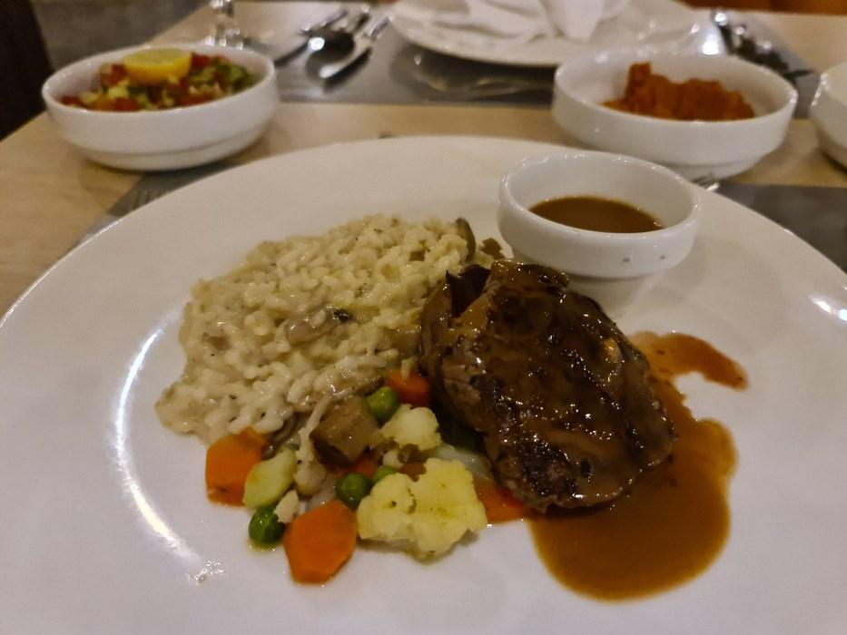 Restaurant Luca Toni