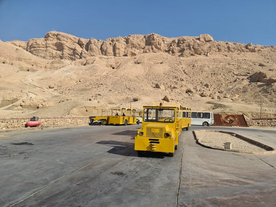 Trenulet Hatshepsut
