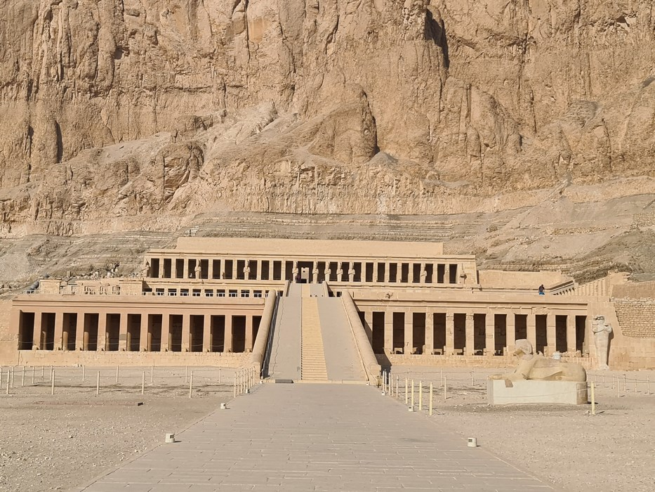 Templu Hatshepsut Luxor