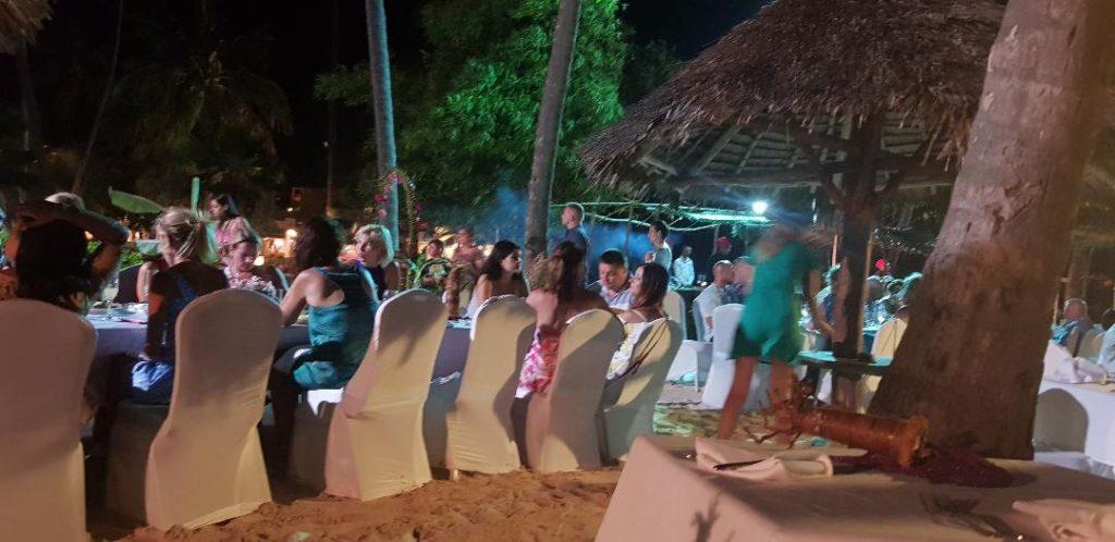 Petrecere Zanzibar