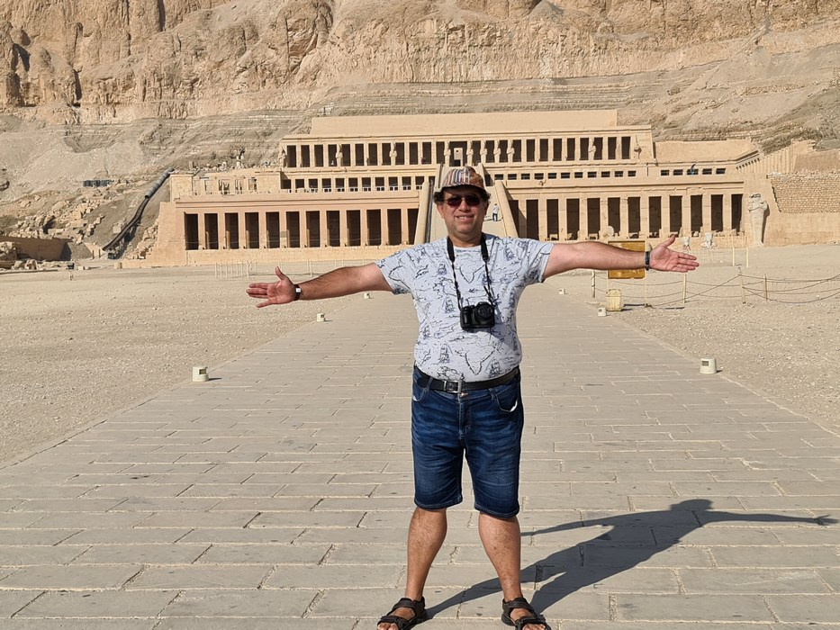 Temple Hatshepsut Luxor