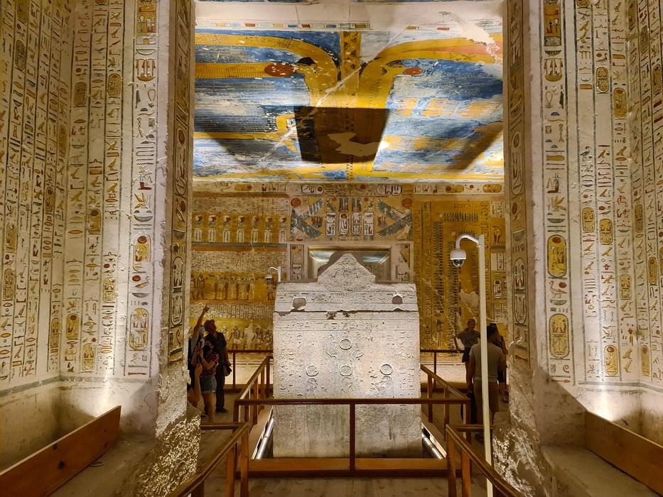 Morminte faraon