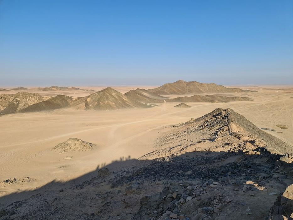 Sahara Egipt