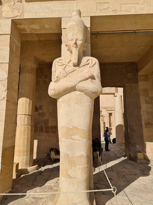 Hatshepsut femeia faraon