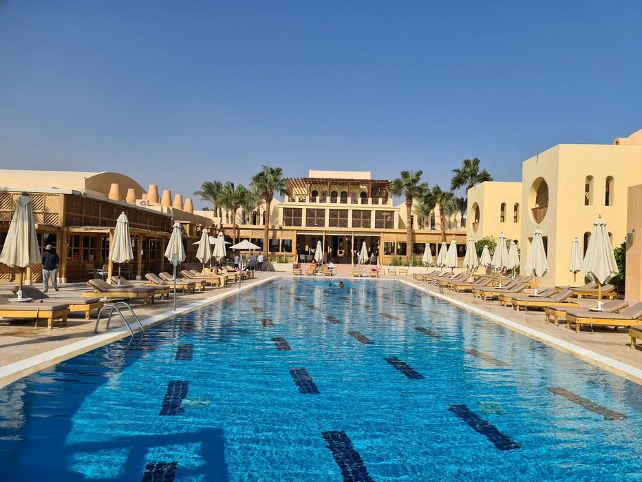 Hotel Steigenberger piscina