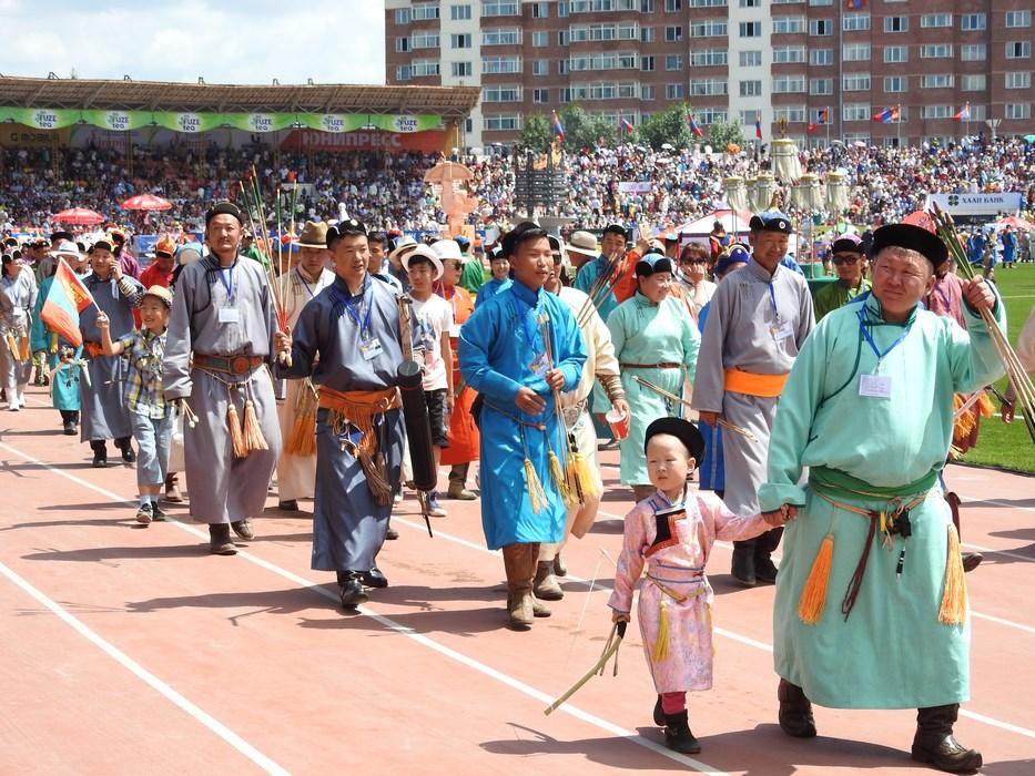 Parada Mongolia