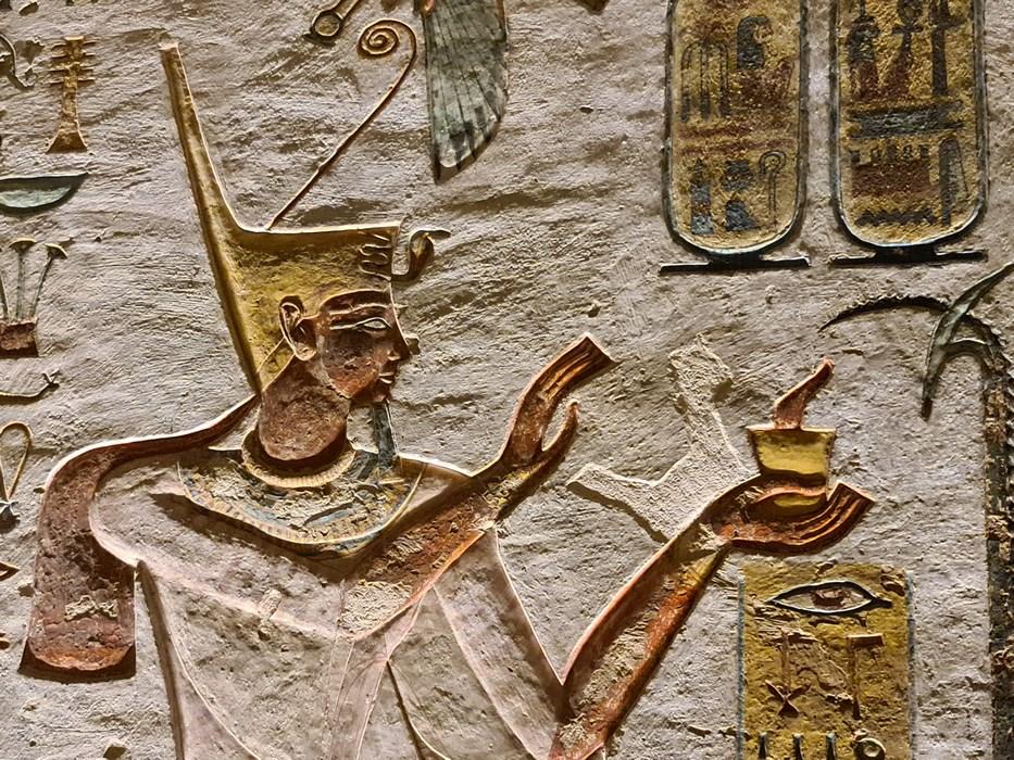 Faraon Egipt
