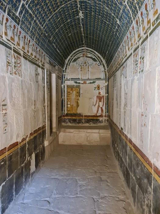 Capela templu Hatshepsut