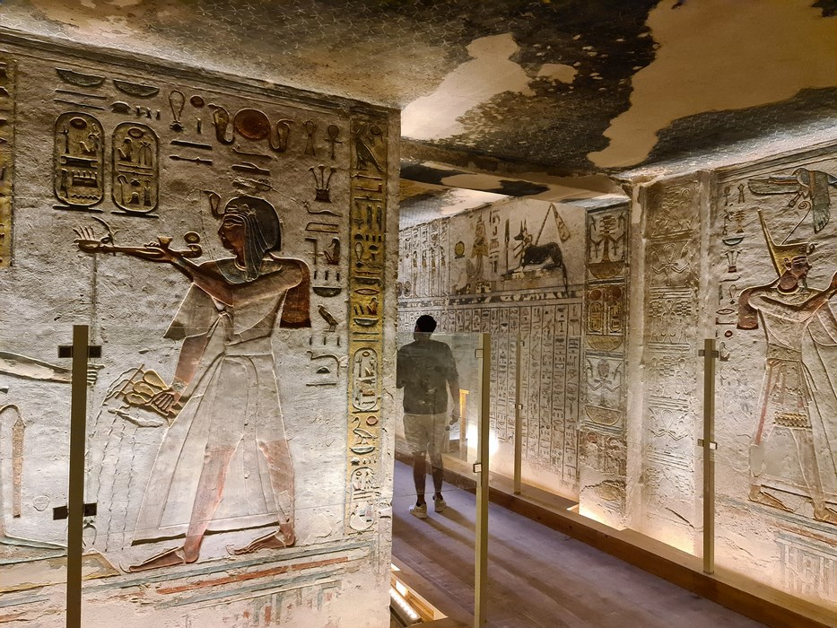 Ramses III Valea Regilor