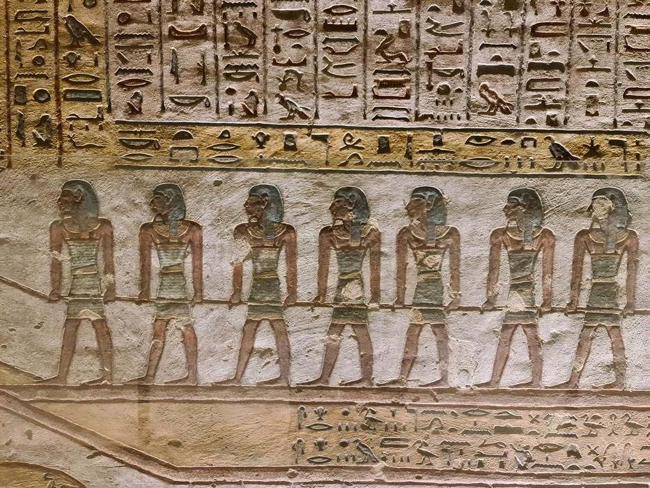 Agricultori egipteni
