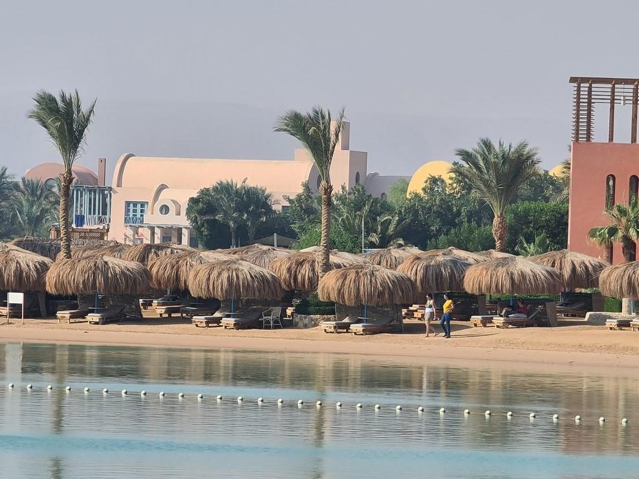 Plaja Hotel Steigenberger El Gouna