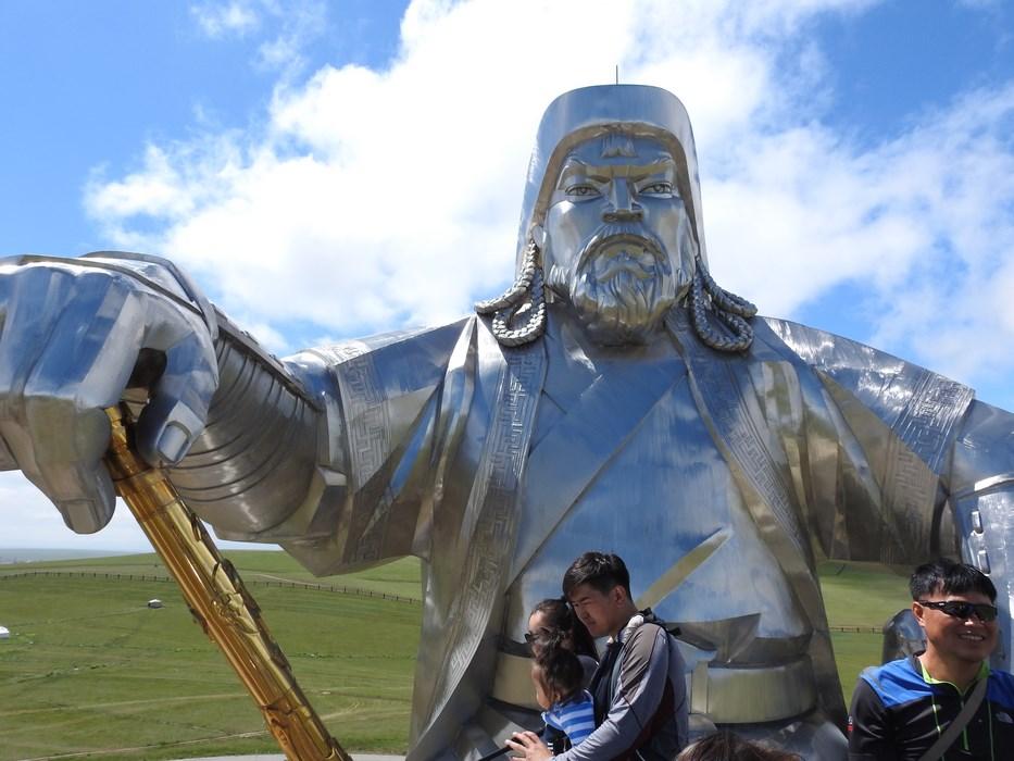 Genghis Han Mongolia