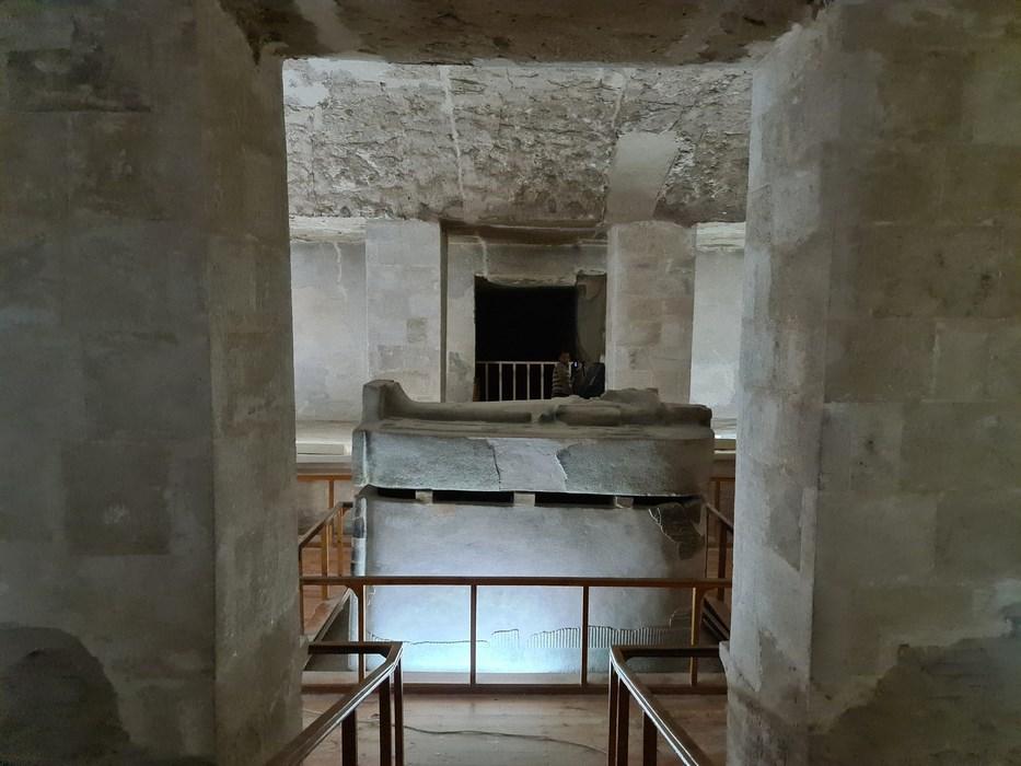 Sarcofag Valea Regilor Tawosret Sethnakht