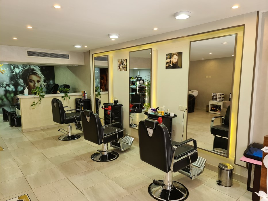 Beauty salon Amarina