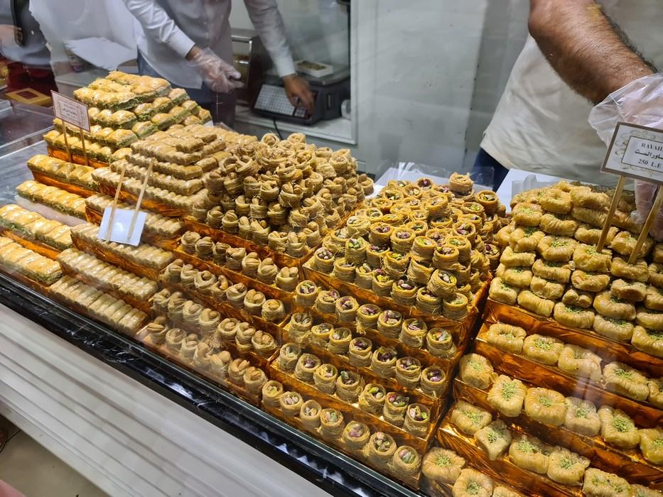 Prajituri Egipt