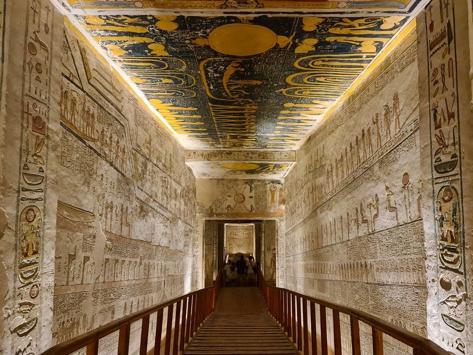 Ramses V VI Valea Regilor