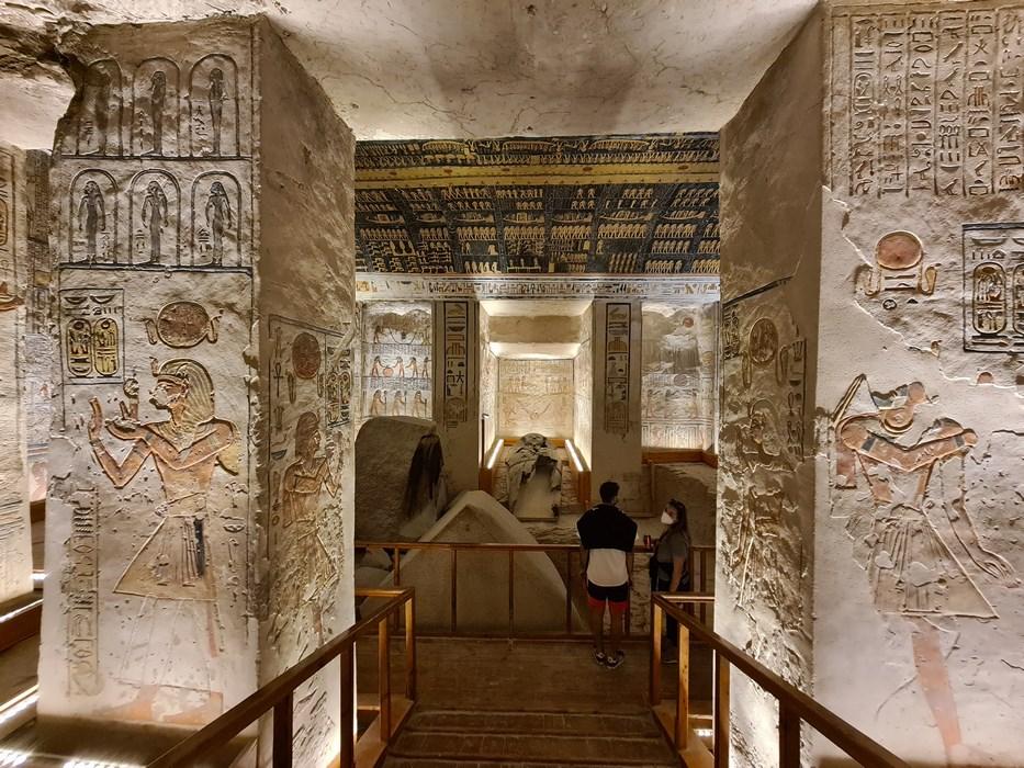 Sarcofag Ramses VI