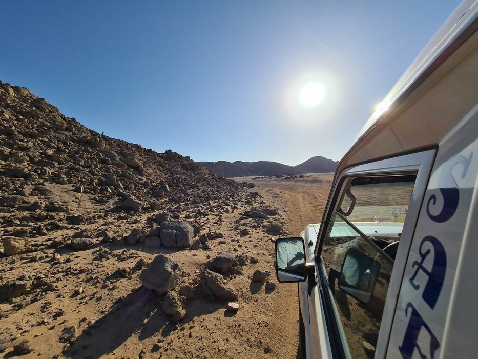 Jeep Safari Egipt