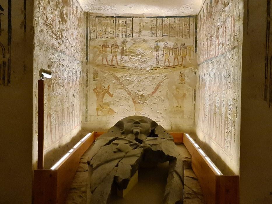 Ramses VI Valea Regilor