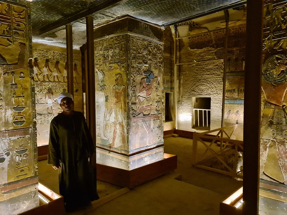 Faraon Seti I