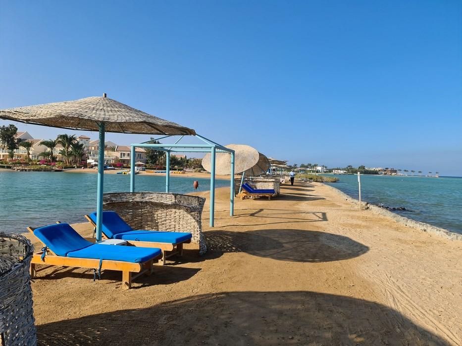 Plaja Hotel Movenpick El Gouna