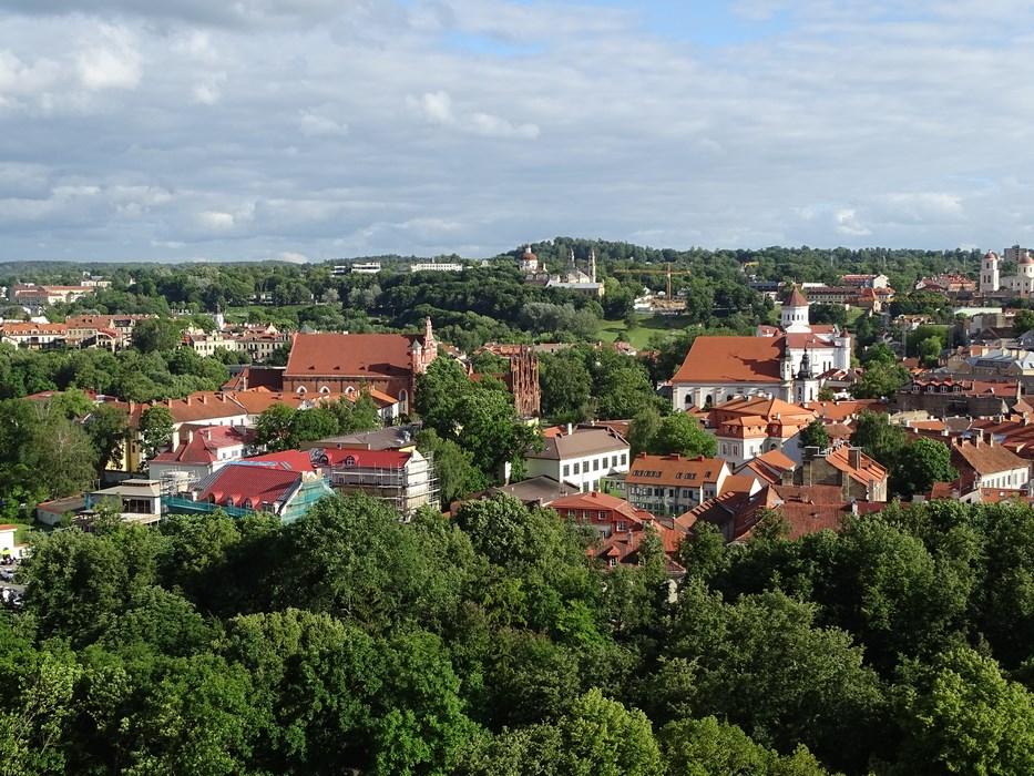 Orasul vechi Vilnius