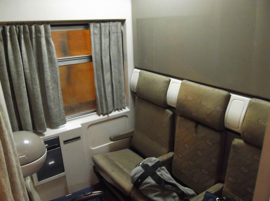 Vagon de dormit clasa I Egipt