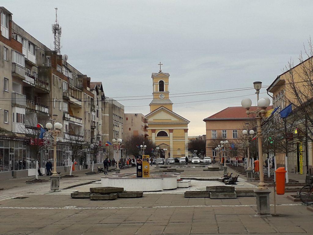 Sannicolau centru