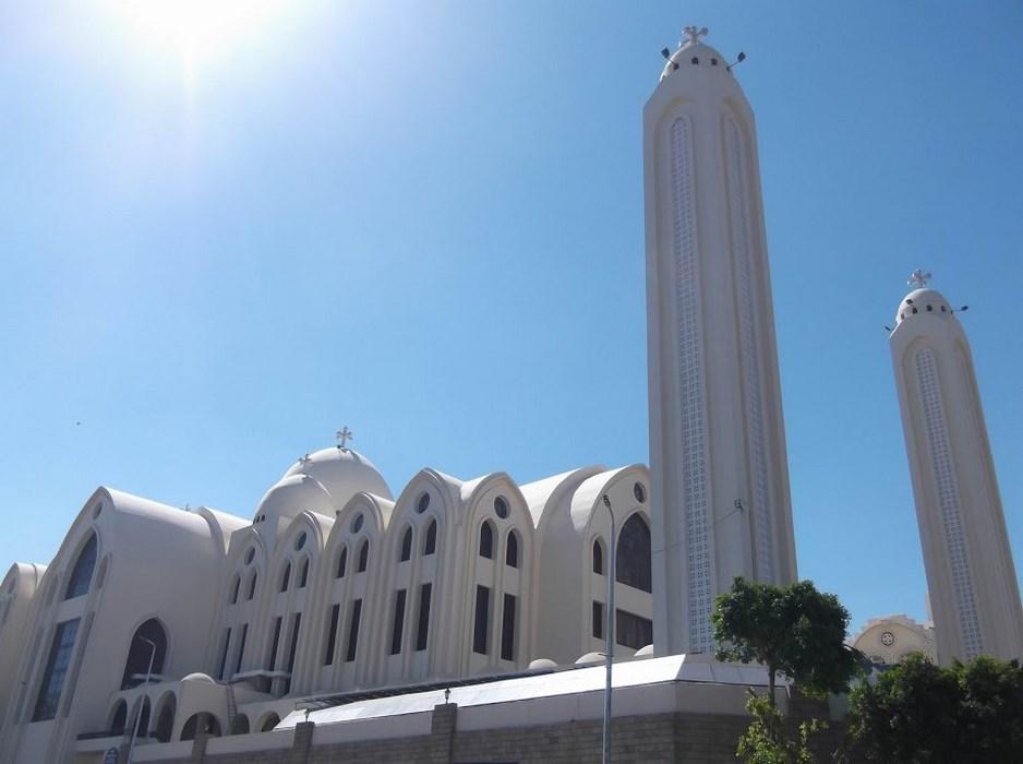 Biserica copta Aswan
