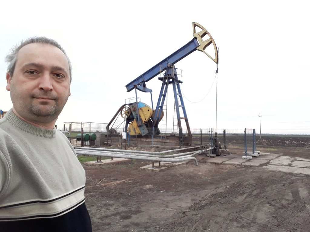 . Petrol in Banat