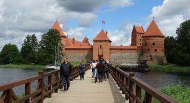 Trakai Lituania Tarile Baltice