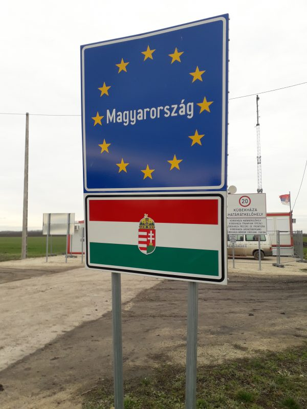 . Punct frontiera Ungaria